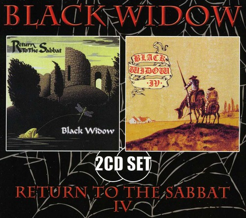 Black Widow - Return to the Sabbat / Iv