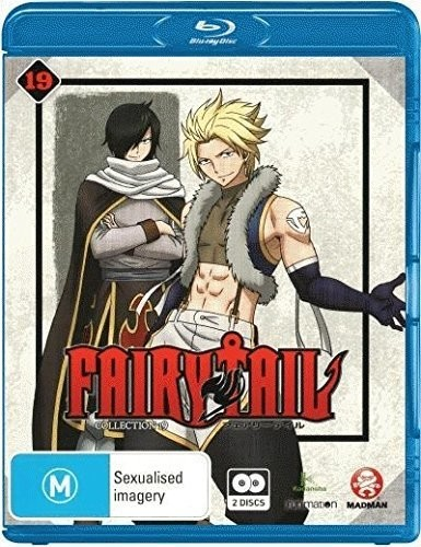 Fairy Tail Collection 19: Eps 213-226 [Import]
