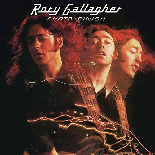 Rory Gallagher - Photo Finish (Bonus Tracks) [Import]