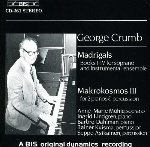 Makrokosmos III for 2 Pianos & Percussion