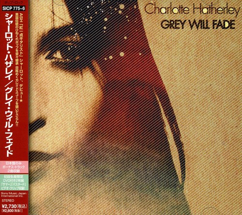Charlotte Hatherley - Grey Will Fade (Bonus Dvd) [Import Limited Edition]