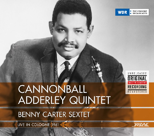 Cannonball Adderley - Live In Cologne 1961 + Benny Carter Sextet (Spa)