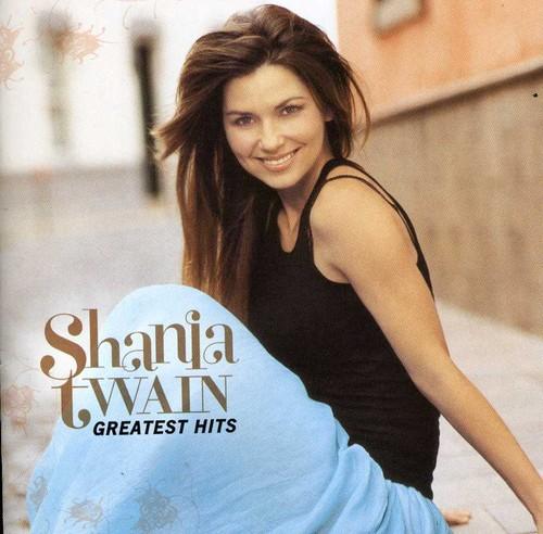 Shania Twain-Greatest Hits