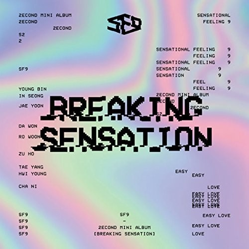 Sf9 - Breaking Sensation