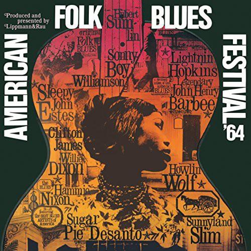 American Folk Blues Festival 64 /  Various