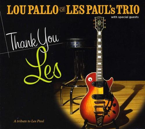 Lou Pallo - Thank You Les