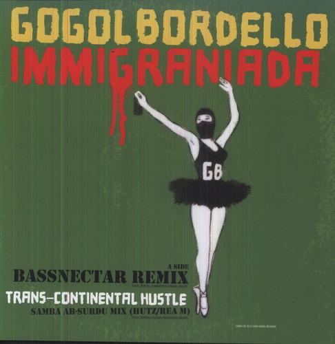 Gogol Bordello - Imigrinadiada