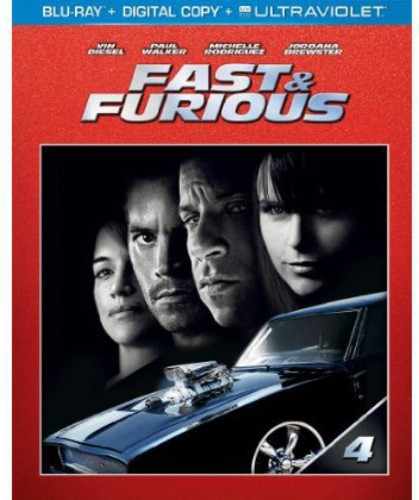 The Fast & The Furious [Movie] - Fast & Furious [4]