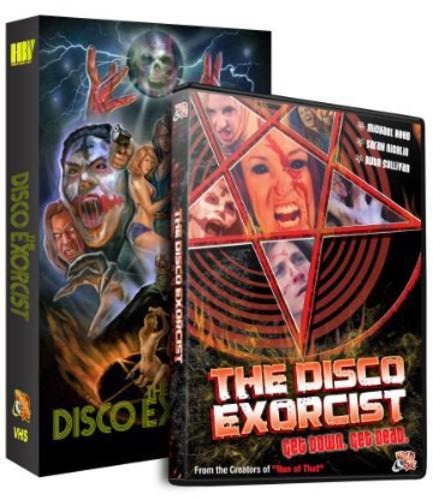 Disco Exorcist