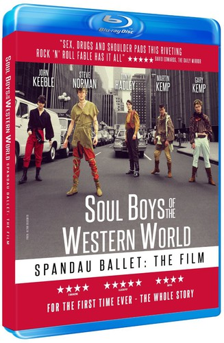 Soul Boys of the Western World [Import]