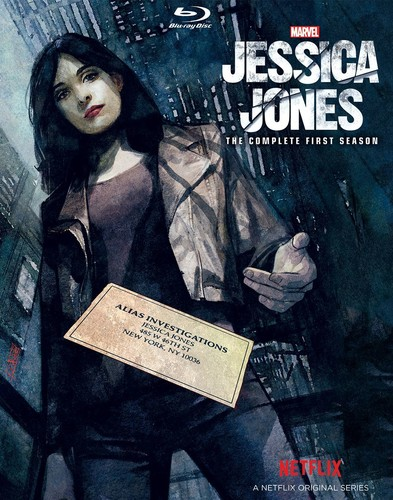 Jessica Jones: The Complete First Season