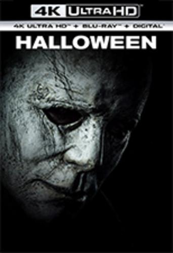 Halloween [4K Ultra HD Blu-ray/Blu-ray]