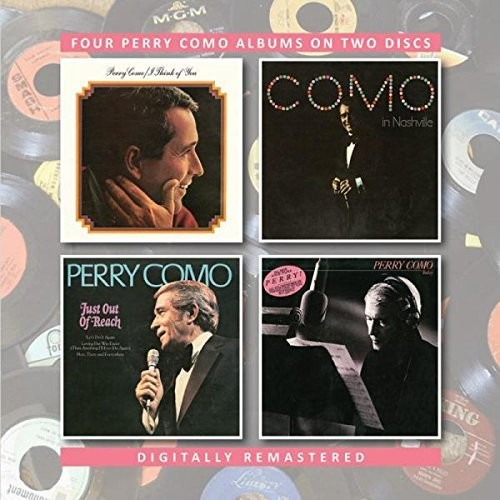 Perry Como - I Think Of You / Perry Como In Nashville / Just