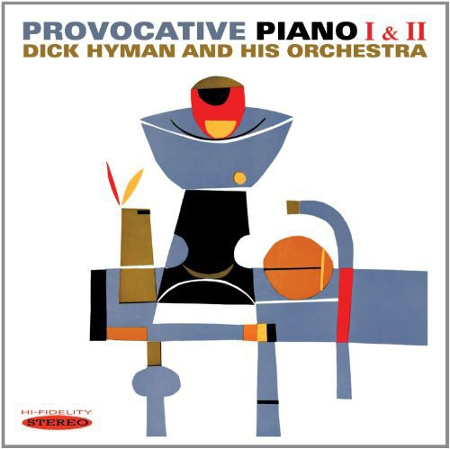 Provocative Piano I & II
