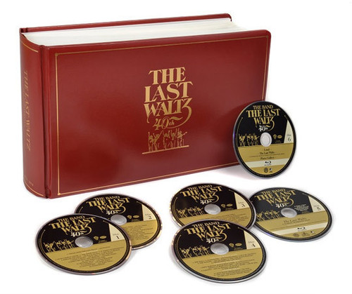The Band - Last Waltz: 40th Anniversary (Wbr) (Aniv) (Box)