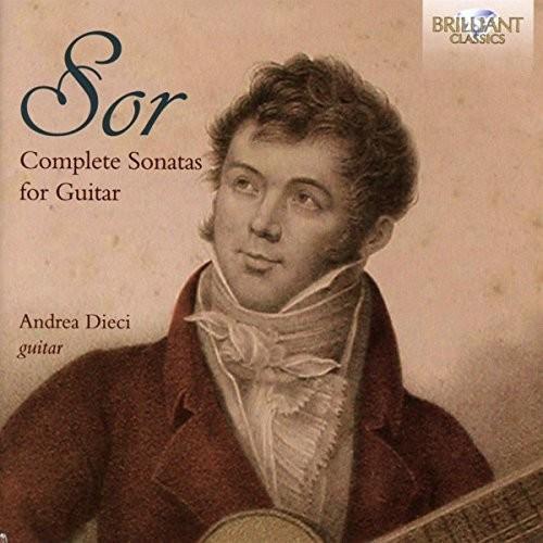 Fernando Sor: Complete Sonatas for Guitar