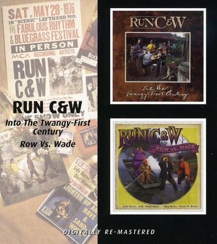 Into The Twangy-First Century/ Row Vs. Wade [Import]