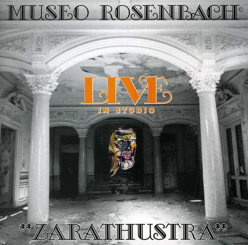 Zarathustra Live in Studio [Import]