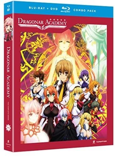Dragonar Academy: Complete Series