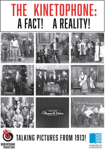 The Kinetophone: A Fact! A Reality!