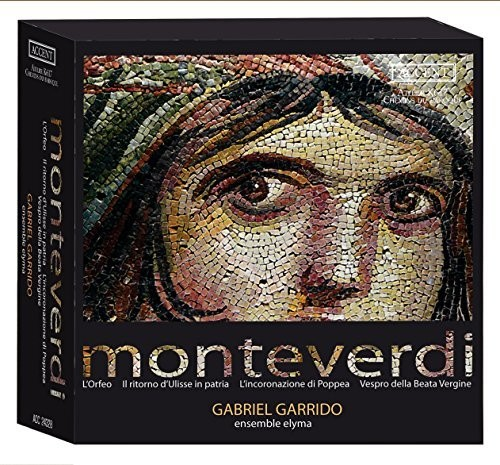 Claudio Monteverdi: The Operas (Box Set)