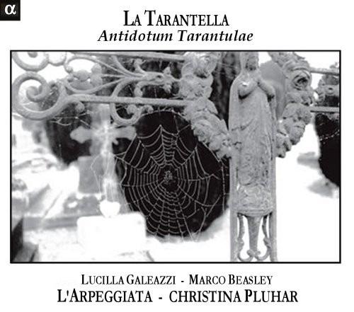 Tarantella: Antidotum Tarantulae