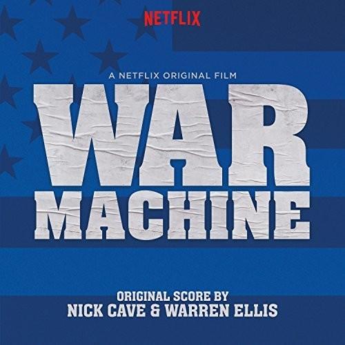 Nick Cave & Warren Ellis - War Machine A Netflix Original Film [Soundtrack LP]