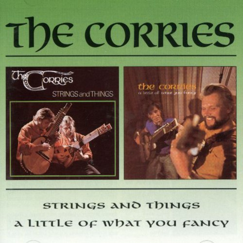 Strings and Things/ A Little Of What You Fancy [Import]