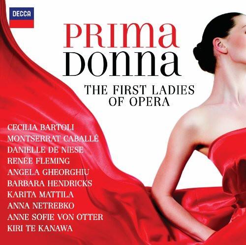 Prima Donna: First Ladies of Opera /  Various