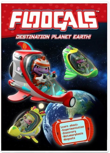 Floogals: Destination Planet Earth!