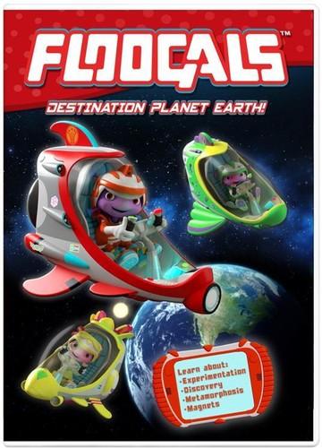 Floogals: Destination Planet Earth!
