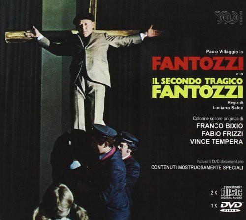 Fantozzi /  Il Secondo Tragico Fantozzi (Original Soundtrack) [Import]