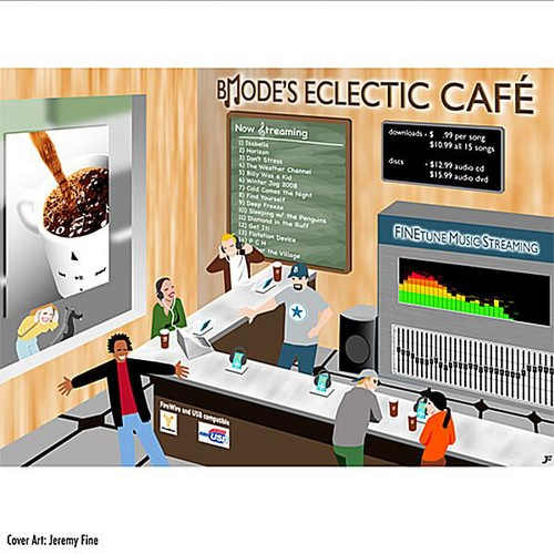 Bmode's Eclectic Cafe