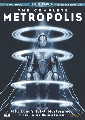 - The Complete Metropolis