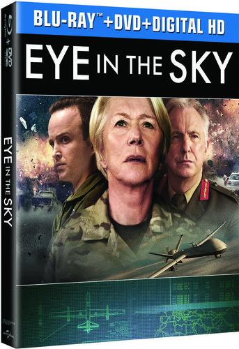 Eye in the Sky [UltraViolet] [Blu-ray/DVD] [2 Discs]