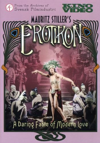 Masterworks of Silent Cinema: Erotikon (1920)