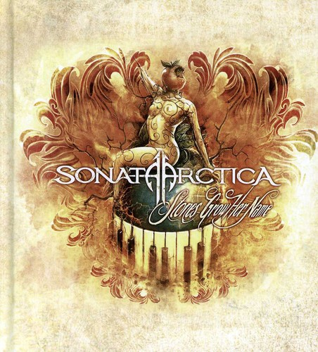 Sonata Arctica - Stones Grow Her Name (Special Edition) [Import]