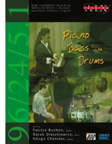 Piano, Bass and Drums