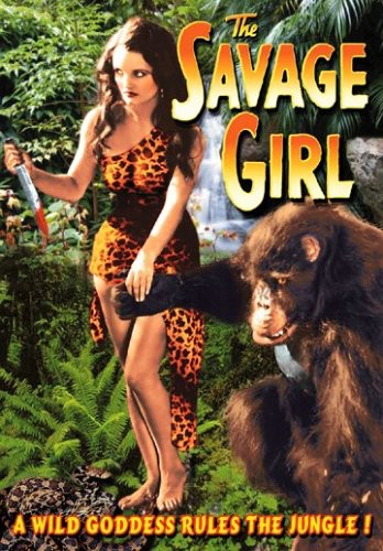 The Savage Girl