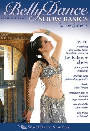Bellydance Show Basics for Beginners