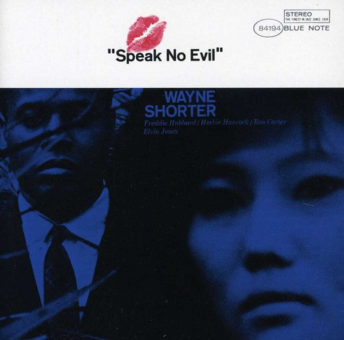 Wayne Shorter - Speak No Evil (remastered)