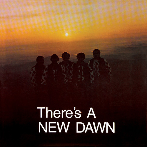 New Dawn - There's A New Dawn [Limited Color]