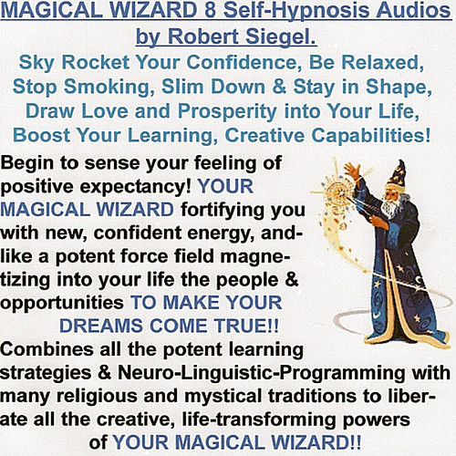 Magical Wizard 8 Self-Hypnosis
