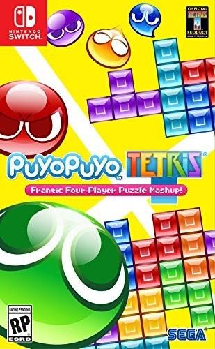 Swi Puyo Puyo Tetris - Puyo Puyo Tetris for Nintendo Switch
