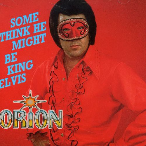 Some Think He Might Be King Elvis