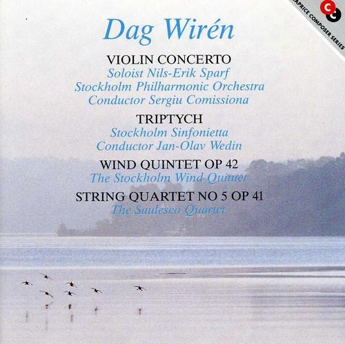 Violin Concerto Op 23