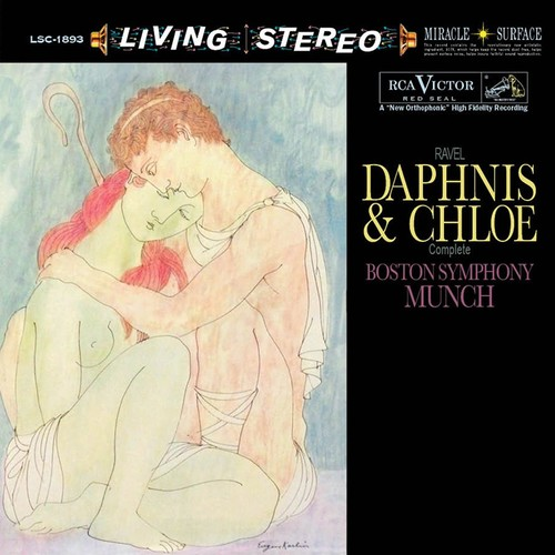 Ravel: Daphnis And Chloe