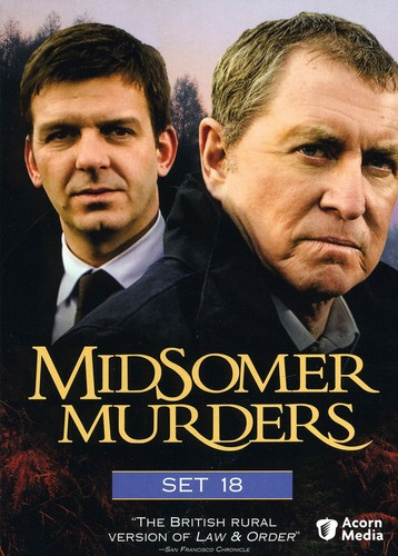 Midsomer Murders Set 18