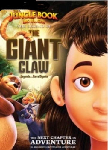 The Jungle Book - The Legend of the Giant Claw