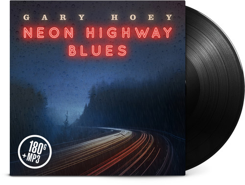 Gary Hoey - Neon Highway Blues [LP]
